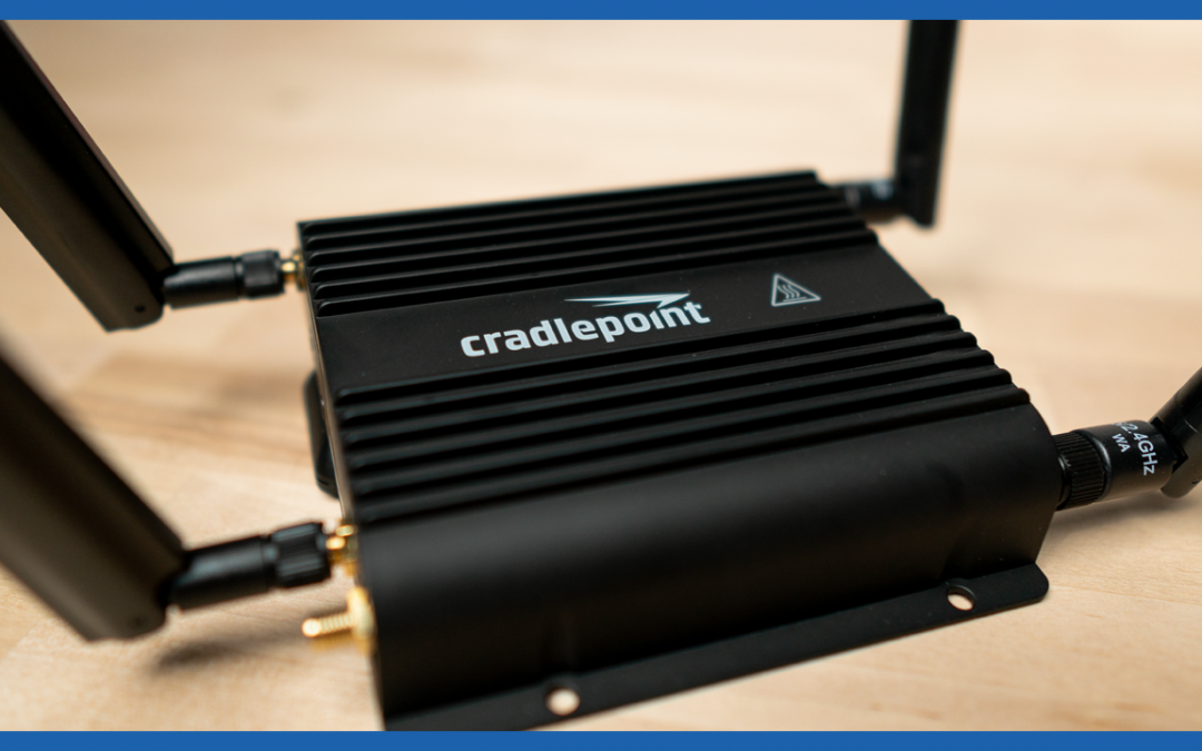 Got a Minute? Check Out ByteSpeed's Cradlepoint Solution
