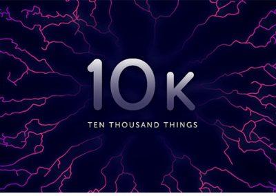 10K VR Data Visualization