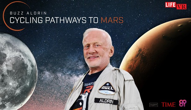 Buzz Aldrin: Cycling Pathways to Mars (FREE)