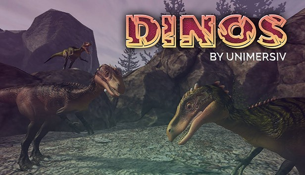 Dinos by Unimersiv