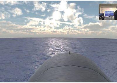 Double Doppler Effect (Submarine Experience)