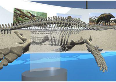 Paleo Museum VR