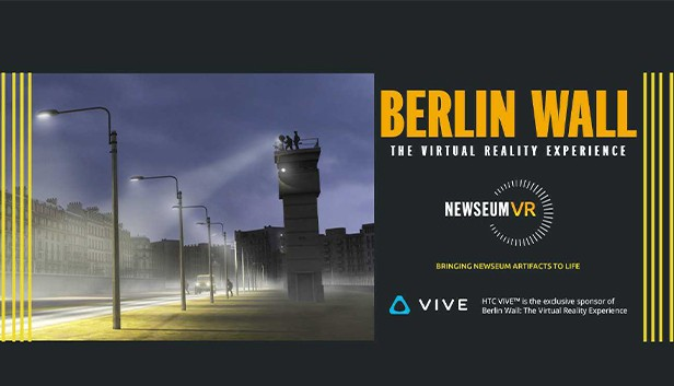 Berlin Wall: The VR Experience (FREE)