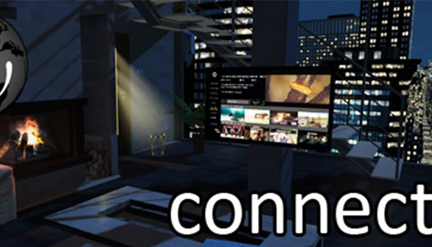 Connect – Virtual Home 3D or VR (FREE)