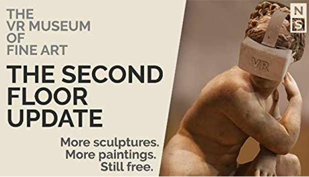 The VR Museum of Fine Art (FREE)