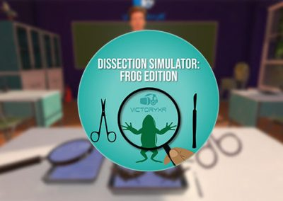 Virtual Dissections – Frog
