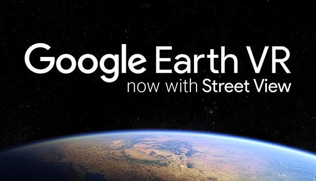 Google Earth VR (FREE)