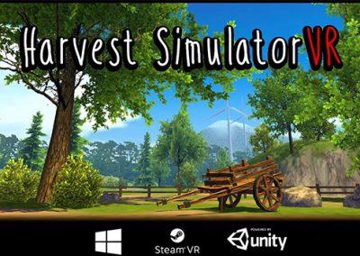 Harvest Simulator VR