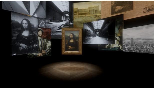 Mona Lisa: Beyond the Glass