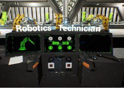 UP360 Career Experience Robotics