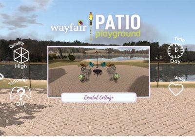 Wayfair Patio Playground