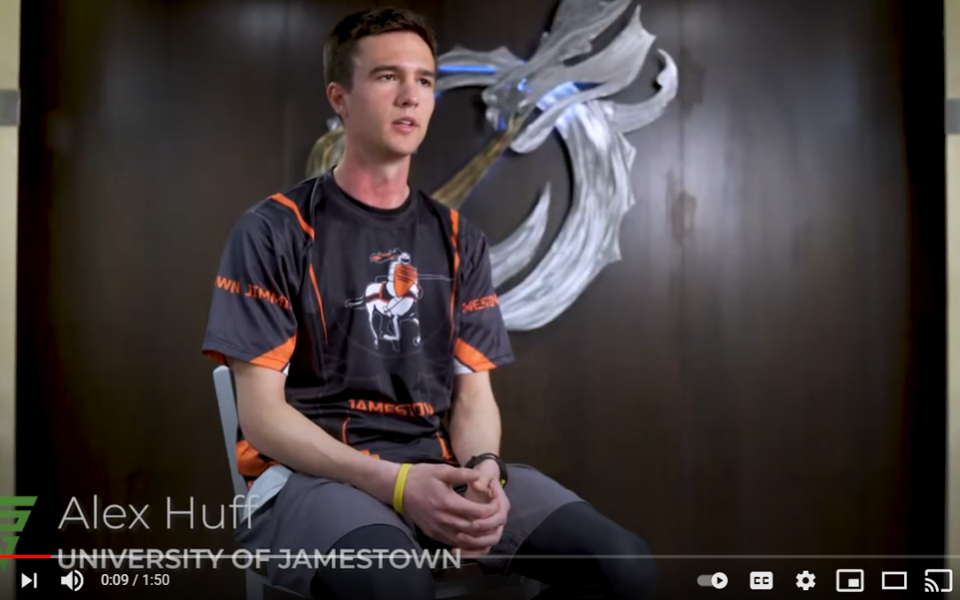 The Impact of Esports – Gravity Gaming by ByteSpeed Showcase Video